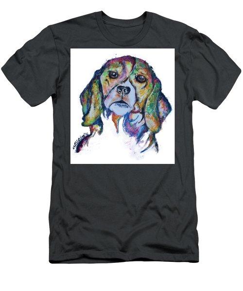 Beagle Men's T-Shirt (Athletic Fit)