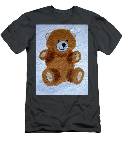 Bear Hug Men's T-Shirt (Athletic Fit)