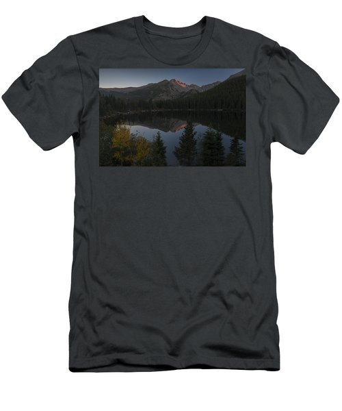 Bear Lake Men's T-Shirt (Slim Fit) by Gary Lengyel