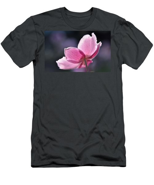 beautiful Anemone Men's T-Shirt (Athletic Fit)