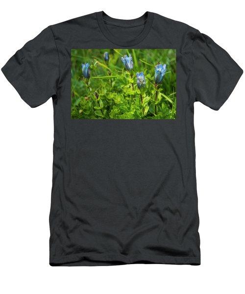 Beautiful Bouquet Men's T-Shirt (Athletic Fit)