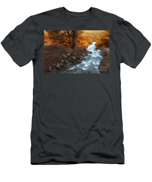 Beauty Of The Nature Men's T-Shirt (Athletic Fit)
