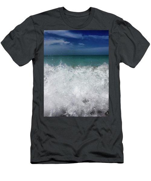 Beckon Men's T-Shirt (Athletic Fit)