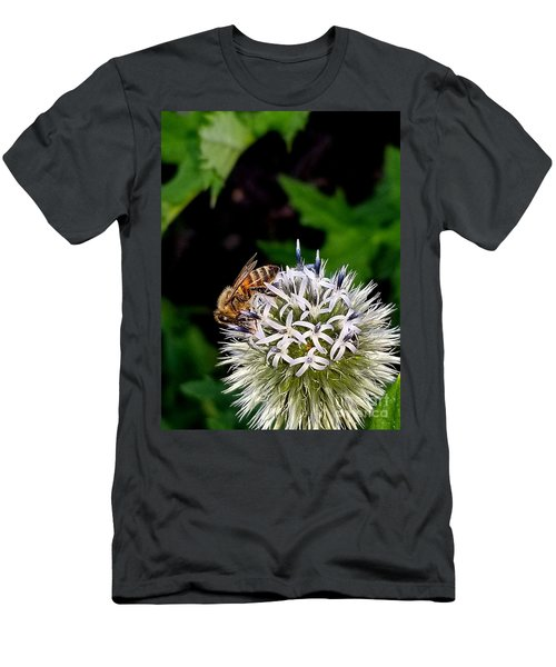 Beeing Seen Men's T-Shirt (Athletic Fit)