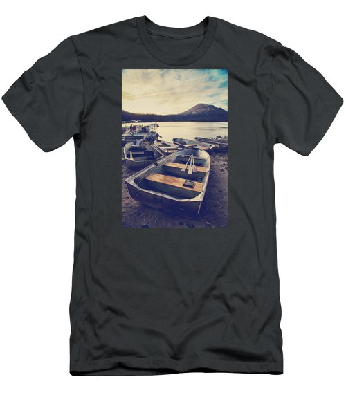 Before Another Day Disappears Men's T-Shirt (Athletic Fit)