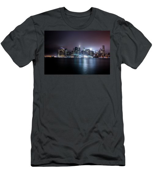 Men's T-Shirt (Athletic Fit) featuring the photograph Before The Storm by Johnny Lam