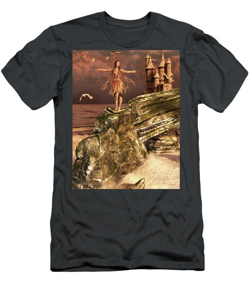 Before The Sun Sets Men's T-Shirt (Athletic Fit)