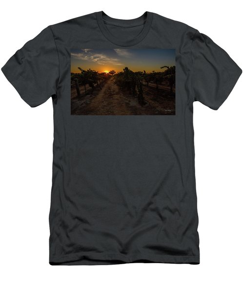 Before Tomorrow's Harvest Men's T-Shirt (Athletic Fit)
