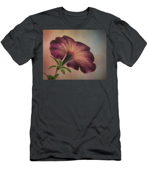 Men's T-Shirt (Slim Fit) featuring the photograph Behind The Scene by David and Carol Kelly