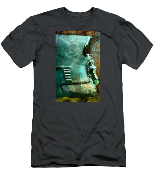 Belair Grunge Men's T-Shirt (Slim Fit) by Greg Sharpe
