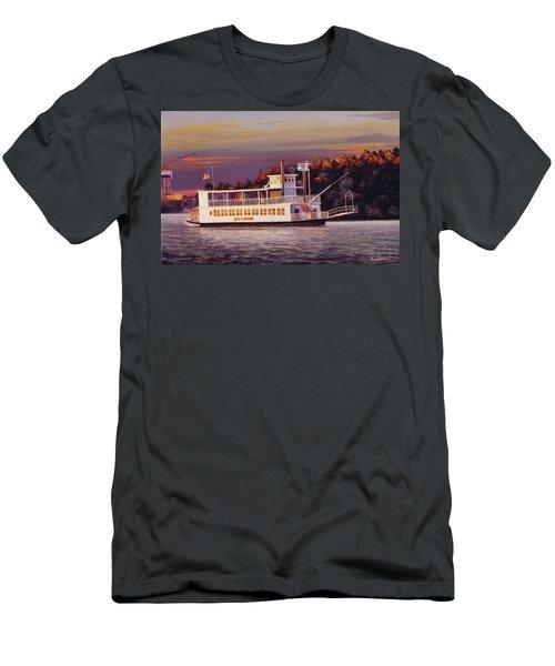 Belle Of Beaumont Men's T-Shirt (Athletic Fit)