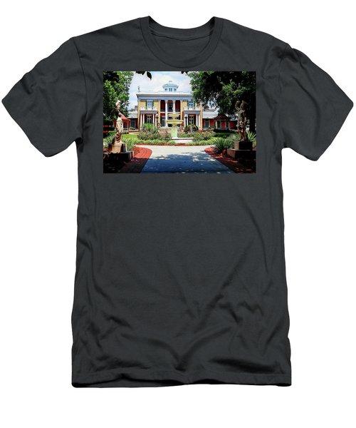 Belmont Mansion Men's T-Shirt (Athletic Fit)