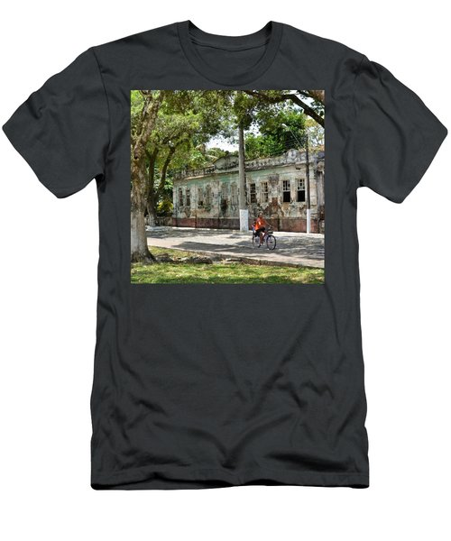 Belmonte - #bahia - #brasil #ig_brazil Men's T-Shirt (Athletic Fit)