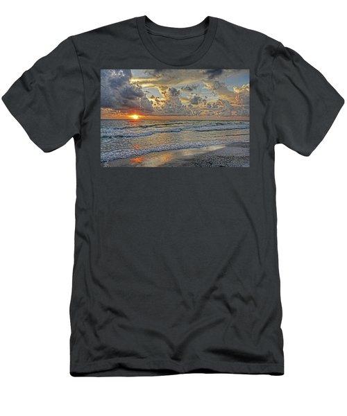 Beloved - Florida Sunset Men's T-Shirt (Athletic Fit)