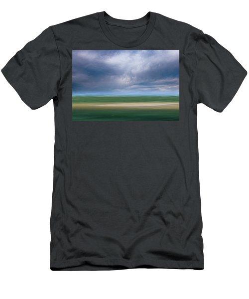 Below The Clouds Men's T-Shirt (Athletic Fit)