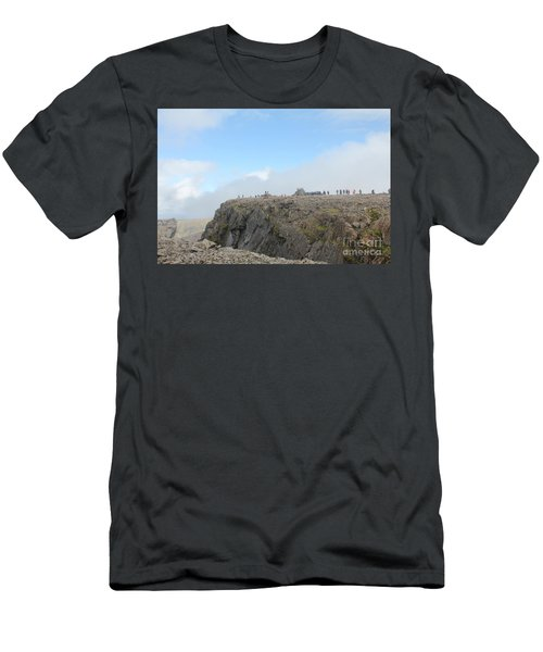 Men's T-Shirt (Slim Fit) featuring the photograph Ben Nevis by David Grant
