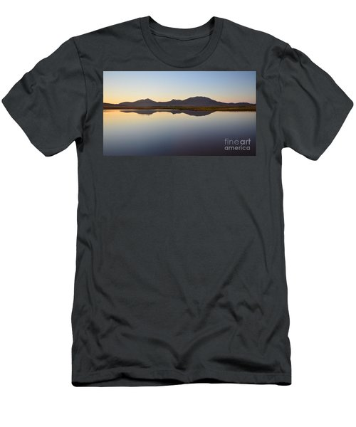 Benbecula Men's T-Shirt (Athletic Fit)