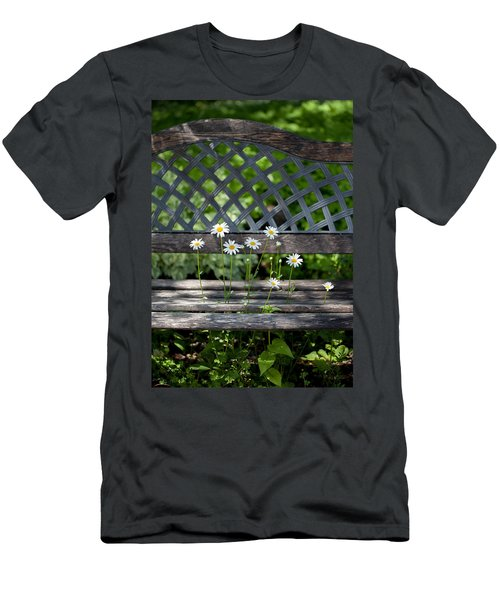 Benched Men's T-Shirt (Athletic Fit)