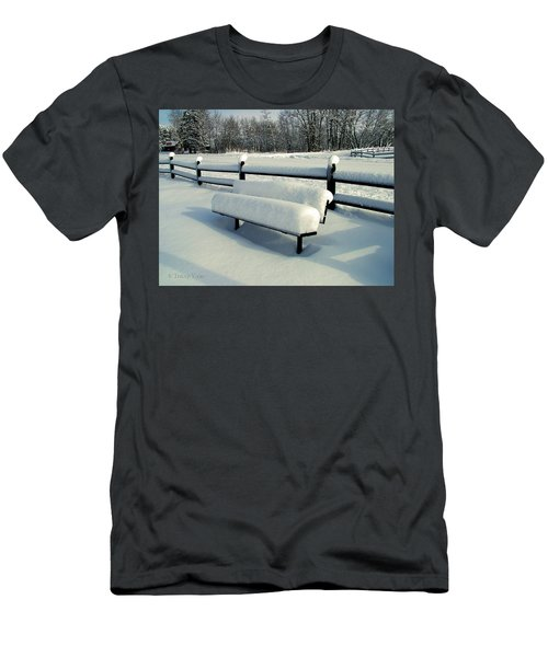 Benched Men's T-Shirt (Slim Fit)