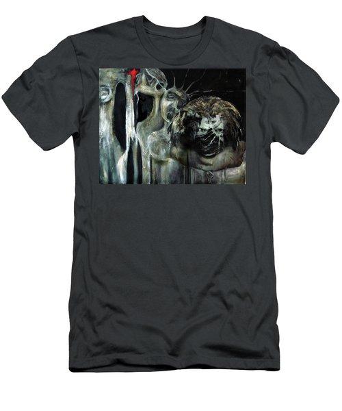 Beneath The Mask Men's T-Shirt (Athletic Fit)