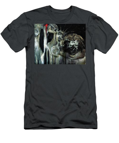Beneath The Mask Men's T-Shirt (Athletic Fit)