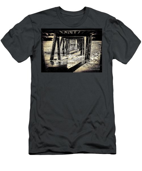 Men's T-Shirt (Slim Fit) featuring the photograph Beneath by William Wyckoff