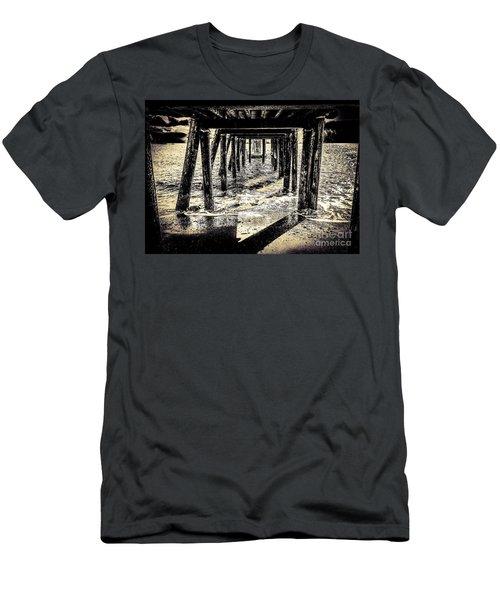 Beneath Men's T-Shirt (Athletic Fit)
