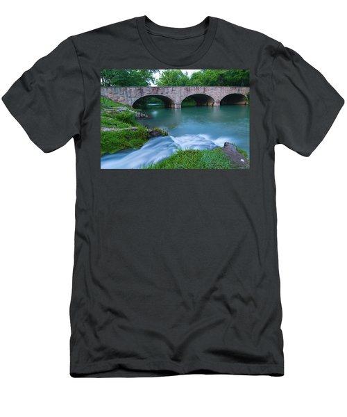 Bennett Spring Men's T-Shirt (Athletic Fit)