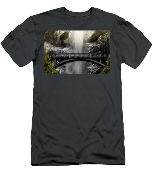 Benson Bridge Men's T-Shirt (Athletic Fit)