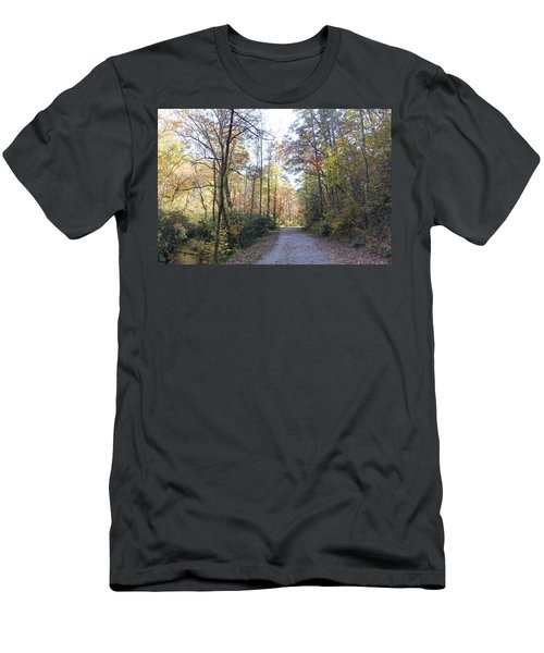 Bent Creek Road Men's T-Shirt (Athletic Fit)