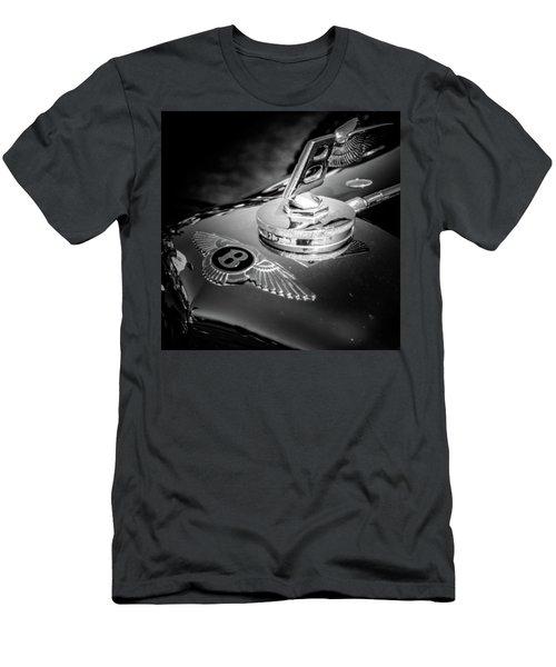 Bentley Hood Ornament Men's T-Shirt (Athletic Fit)