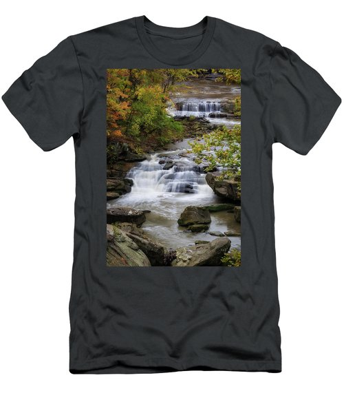 Berea Falls Men's T-Shirt (Athletic Fit)