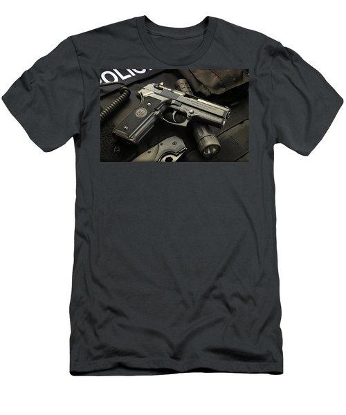 Beretta 8000 Cougar Men's T-Shirt (Athletic Fit)