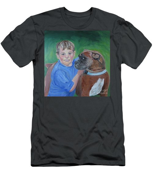 Best Pals Men's T-Shirt (Athletic Fit)