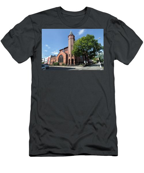Bethesda Baptist Church Men's T-Shirt (Athletic Fit)