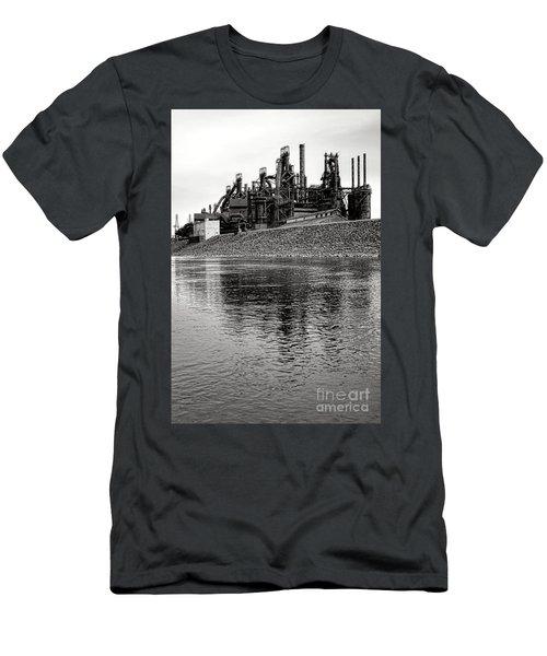 Bethlehem On The Lehigh Men's T-Shirt (Athletic Fit)