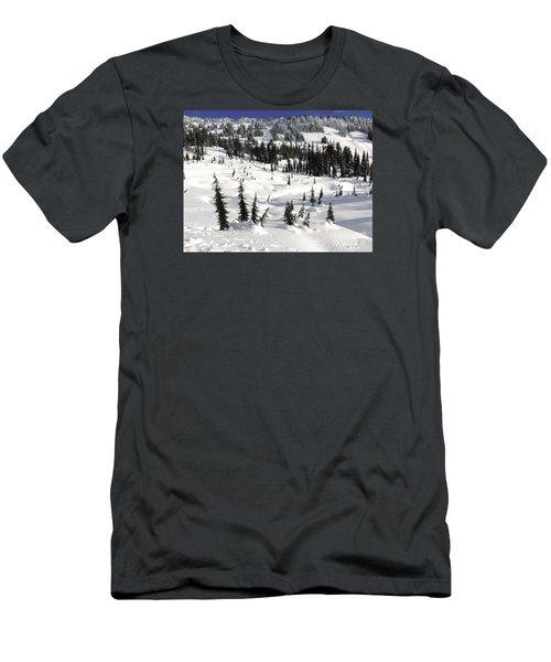 Beyond Paradise Men's T-Shirt (Athletic Fit)