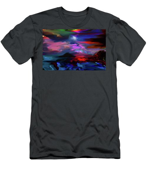 Beyond The Blue Horizon Men's T-Shirt (Athletic Fit)