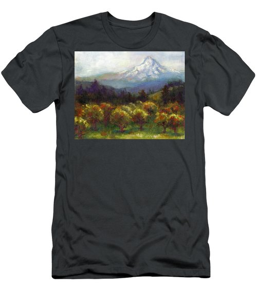 Beyond The Orchards Men's T-Shirt (Athletic Fit)