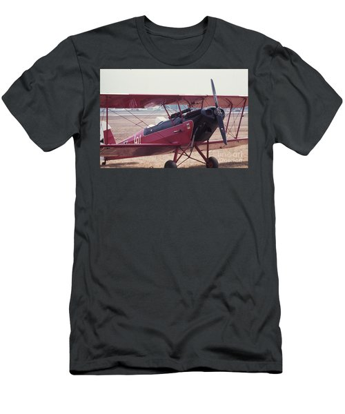 Bi-wing-5 Men's T-Shirt (Athletic Fit)