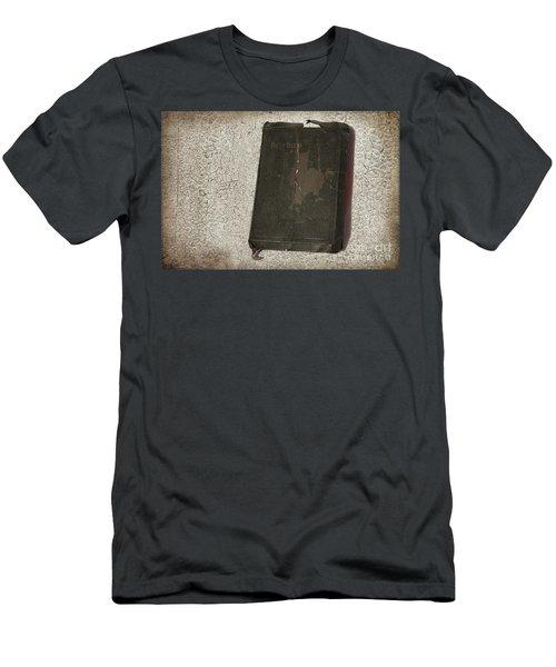 Bible Men's T-Shirt (Athletic Fit)