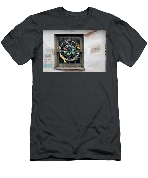 Bicycle Art Men's T-Shirt (Athletic Fit)