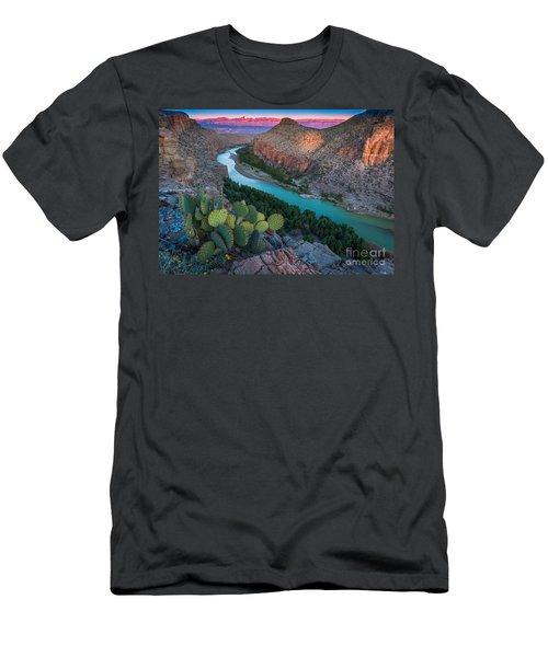 Big Bend Evening Men's T-Shirt (Athletic Fit)