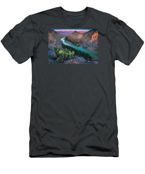 Big Bend Evening Men's T-Shirt (Athletic Fit)