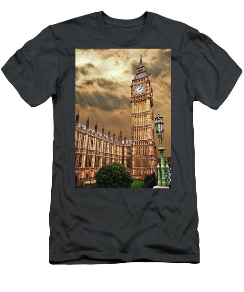 Big Ben's House Men's T-Shirt (Athletic Fit)