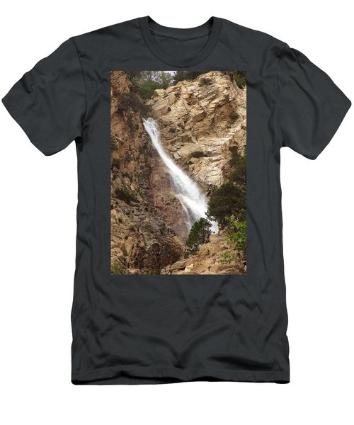 Big Falls Men's T-Shirt (Athletic Fit)