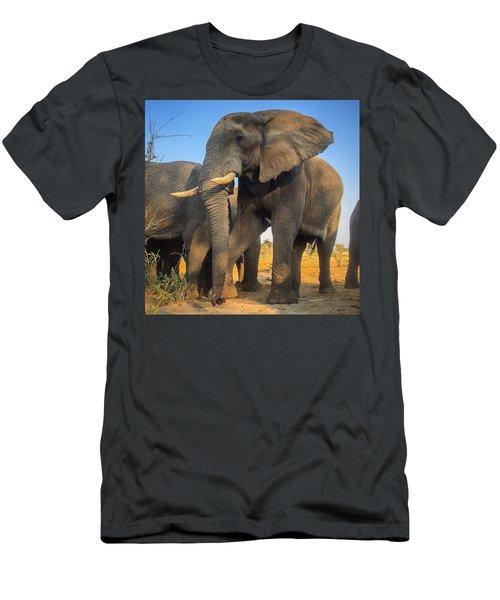 Big Guy Men's T-Shirt (Athletic Fit)