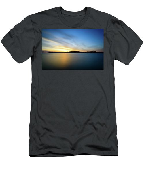 Big Island Men's T-Shirt (Athletic Fit)