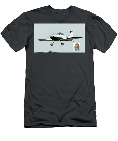 Big Muddy Air Race Number 44 Men's T-Shirt (Athletic Fit)