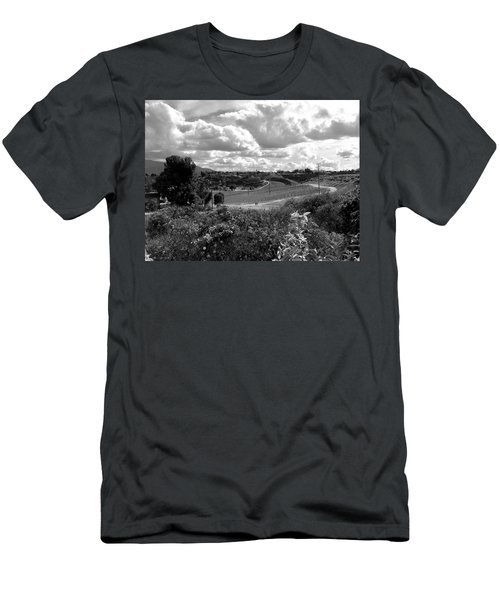 Big Sky In Socal Men's T-Shirt (Athletic Fit)